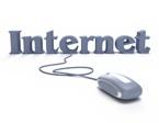 Souris d'ordinateur et Internet