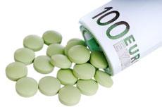 Des médicaments et des euros