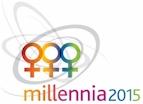 Logo Millennia 2015