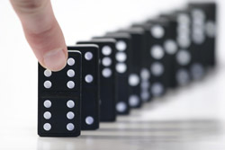 Effet domino