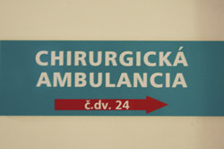 Chirurgie ambulatoire slovaque